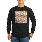 Koi Carp Pattern Long Sleeve T-Shirt