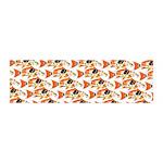 Koi Carp Pattern Wall Decal