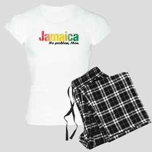Jamaica No Problem tri Women's Light Pajamas