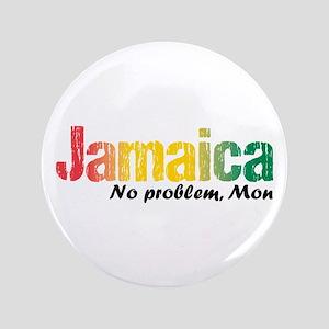 Jamaica No Problem tri Button