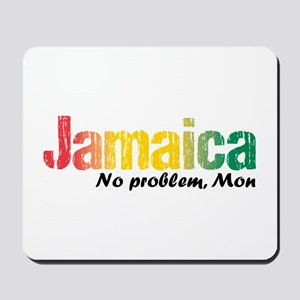 Jamaica No Problem Tri Mousepad