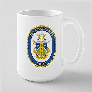 USS Kearsarge LHD-3 Mugs