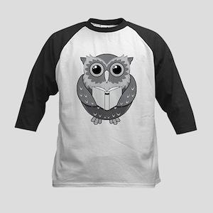 Owl (B&W) Baseball Jersey