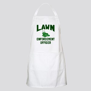 Lawn Enforcement Officer Apron