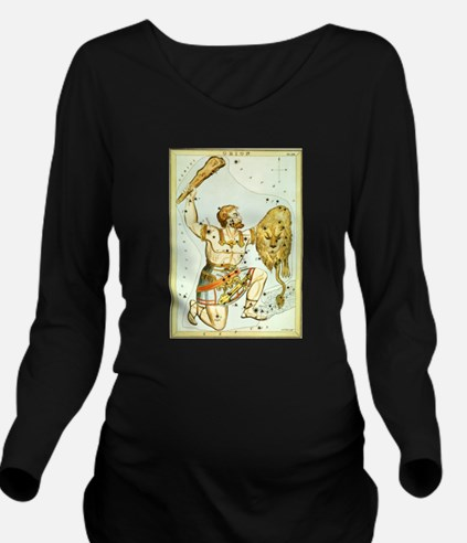 Vintage Orion Conste Long Sleeve Maternity T-Shirt