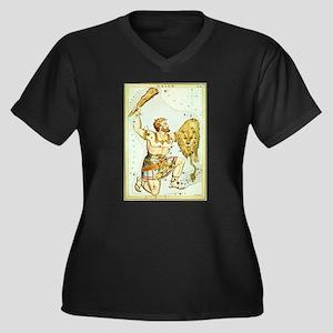 Vintage Orion Constellation Plus Size T-Shirt