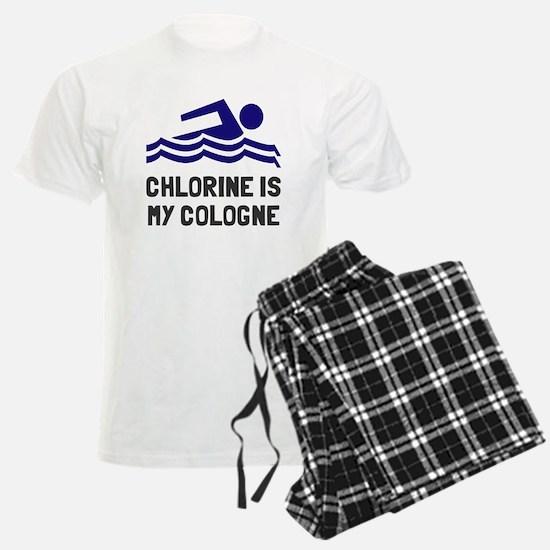 Chlorine is my perfume cologn Pajamas