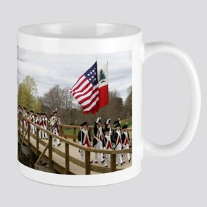 Lexington & Concord Bridge Mugs