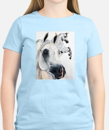 Grey Arabian Ash Grey T-Shirt