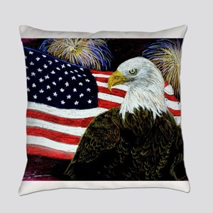 Eagle Pride Everyday Pillow
