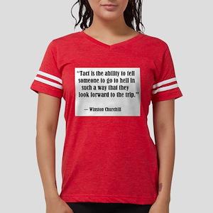 tact:Winston Churchhill T-Shirt