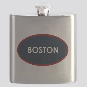 BOSTON Blue Stone Flask