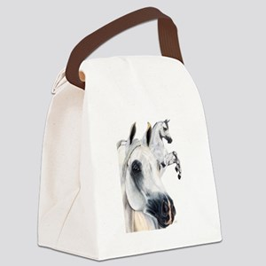 arabian ii Canvas Lunch Bag