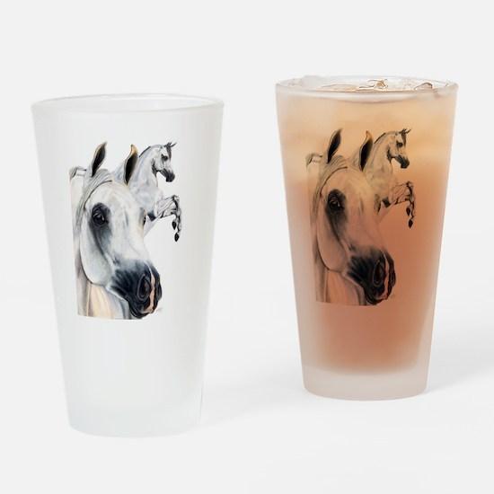 arabian ii Drinking Glass
