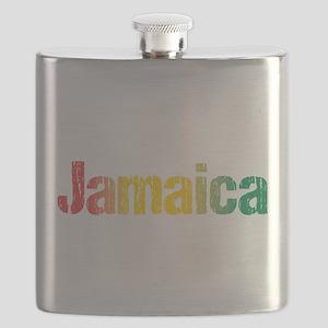 Jamaica Tri Flask