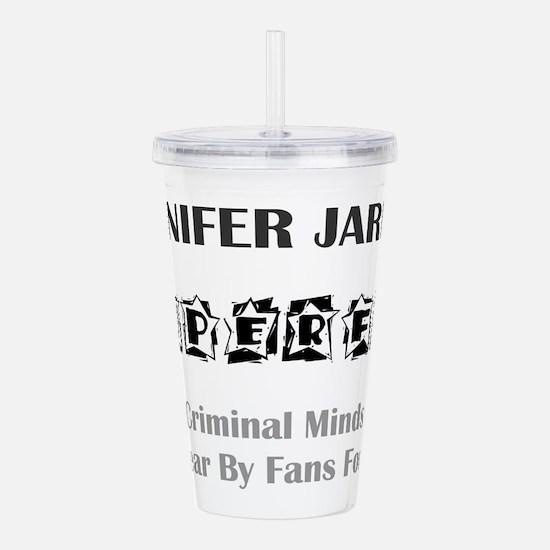 JENNIFER JAREAU Acrylic Double-wall Tumbler
