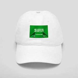 Saudi Arabia Football Flag Cap