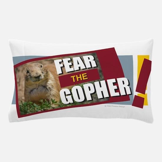 Cute Minnesota gophers Pillow Case