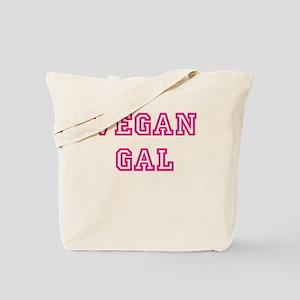 Vegan Gal Tote Bag