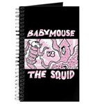 """""""Babymouse vs. the Squid"""" Journal"""