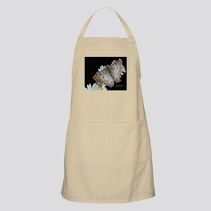 Peacock Butterfly Apron