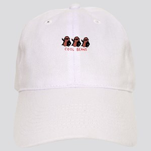 cool beans leather gang Cap