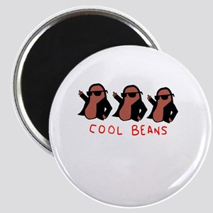 cool beans leather gang Magnets