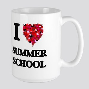 I love Summer School Mugs