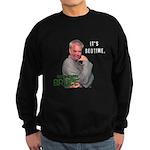 It's Bedtime Sweatshirt (dark)