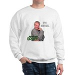 It's Bedtime Sweatshirt