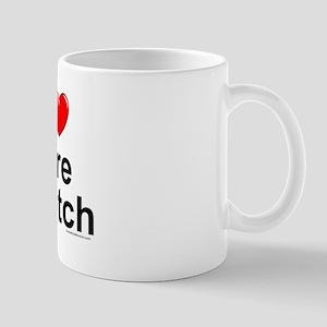 Fire Crotch Mug