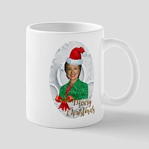 merry xmas Hillary clinton Mugs