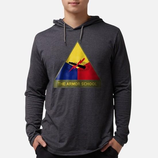 The Armor Schoo Long Sleeve T-Shirt