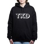 Tae Kwon Do TKD Women's Hooded Sweatshirt