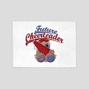 Future Cheerleader 5'x7'Area Rug