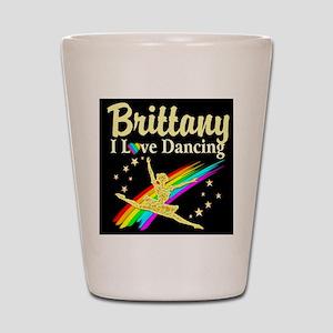 ELEGANT DANCING Shot Glass