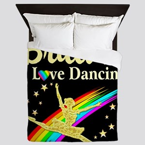 ELEGANT DANCING Queen Duvet