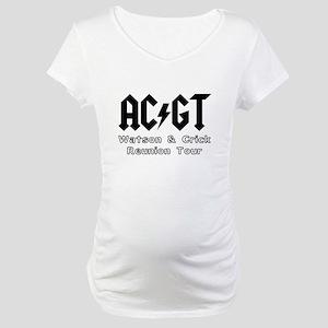 AC GT Crick Watson Maternity T-Shirt