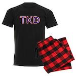 Taekwondo TKD Men's Dark Pajamas