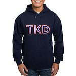 Taekwondo TKD Hoodie (dark)