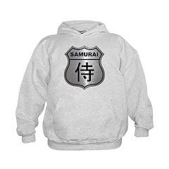 Samurai Crest Hoodie