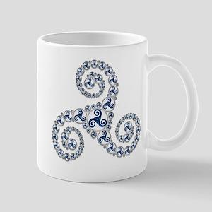 Triskel Boules incrust 6 Mug
