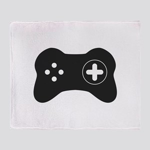 Game controller Throw Blanket