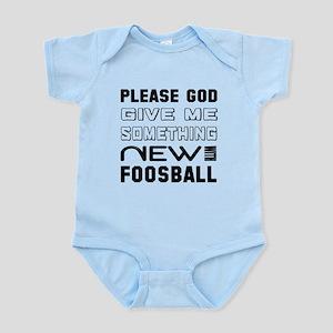 Please God Give Me Something N Baby Light Bodysuit