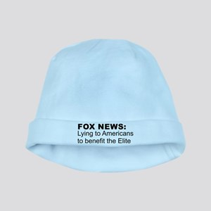 Anti FOX News baby hat