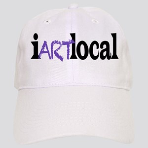 I art local Baseball Cap