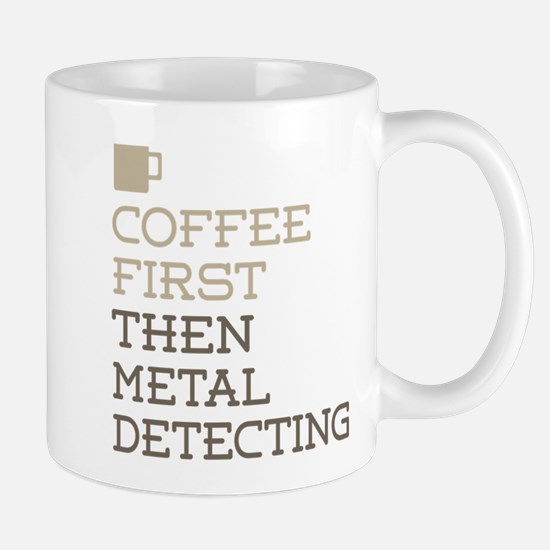 Metal Detecting Mugs