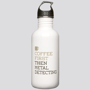 Metal Detecting Stainless Water Bottle 1.0L