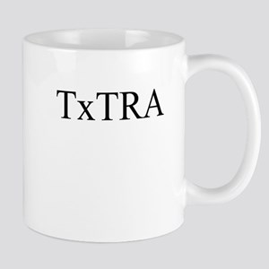 Txtra Words Only Mugs