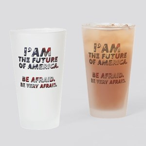 Future Of America | Funny Drinking Glass